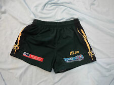 #OO.  WINDSOR WOLVES CENTENARY 1912-2012 JUNIOR  RUGBY LEAGUE  PLAYER SHORTS