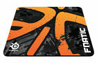 SteelSeries Mini QcK+Gaming Mouse Pad - Fnatic Asphalt Edition 9.84