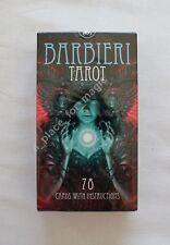 NEW Barbieri Tarot Deck Cards Paolo Barbieri Lo Scarabeo DISCOUNTED DENTED BOX