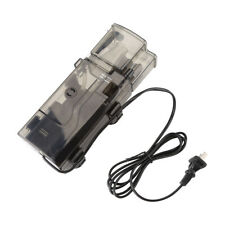 3.5W Removable Aquarium Protein Skimmer with Pump Filter Fish Tank Accessory