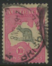 Australia, Used, #55, Very Nice Cancel, Nice Centering