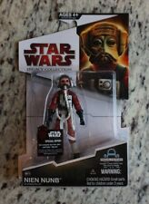 Nien Nunb B-Wing Pilot BD19 2009 STAR WARS The Legacy Collection MOC