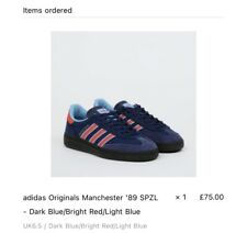 Adidas Spezial Manchester 89 - UK6.5 - Order Confirmed