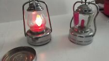 VINTAGE CHRISTMAS LANTERNS- BATTERY OPERATED- JAPAN