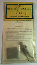 THE OLD GUARD MODELS M57 - COSSACK CAVALRY GERMAN 1943-45 - 54mm WHITE METAL