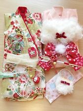 Populaire Dollfie Dream outset Japanese Kimono Doll for BJD MDD anime vêtements