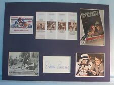 """""""Bonnie and Clyde"""" signed by Oscar Winner Estelle Parsons as Blanche"""