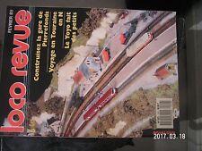**k Loco Revue n°512 Portique manutention 10 tonnes Locomotives vapeur type 230