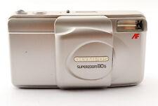 [EXCELLENT Olympus Super Zoom 80 G 38-80mm(3917)