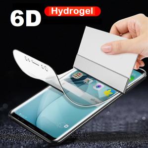 ✅2x Panzer Folie 6D Samsung Galaxy S8 S9 S10 S20 Plus Display Schutz Folie KLAR✅