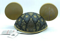 DISNEY HAUNTED MANSION 50TH ANNIVERSARY MICKEY MOUSE EARS HAT - NEW