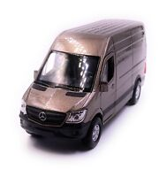 Mercedes Benz Sprinter Panel Van Golden Model Car Car Scale 1:3 4 (Licensed)