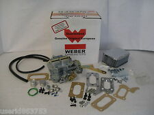 MITSUBISHI  DODGE MAZDA  WEBER 38 DGES ELECTRIC CHOKE CARBURETOR KIT  K610-38