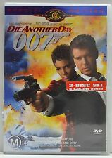 Die Another Day, 007, Special 2 Disc Edition on DVD