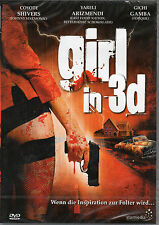 Girl in 3D , uncut , DVD , new and sealed , Thriller