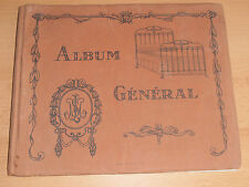 Catalogue de lits sommiers métalliques toutes les pages sont en couleurs (ref 4