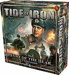 Tide of Iron: Fury of the Bear Expansion WWII Tactical Combat Board Game NIS New
