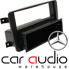 Mercedes Benz A Class 2004-2012 W169 Car Stereo Double Din Fascia Kit DFP-23-04