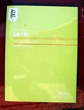 Okuma LR10 CNC Lathe Parts Book: With OSP5000L-G CNC LE15-053-R1 (Inv.9897)