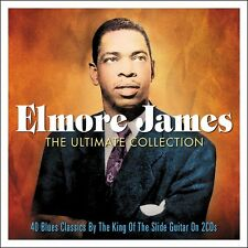 Elmore James - The Ultimate Collection - 40 Blues Classics 2CD 2015 NEW/SEALED