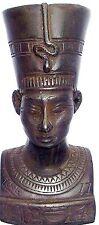 Nefertiti Head hand carved in Basalt