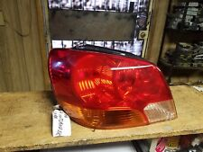 2006 MITSUBISHI OUTLANDER DRIVER LH SIDE TAIL LIGHT OEM
