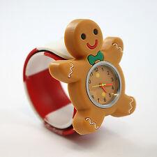 Per Bambini Novità Natale pop watch-Budino Di Natale