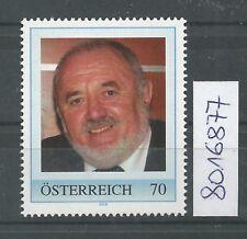 """Österreich PM personalisierte Marke """"70. Geburtstag Engelbert TRINKL"""" **"""