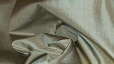 GOLD STREA  BLACK SOLID DRAPERY UPHOLSTERY FABRIC