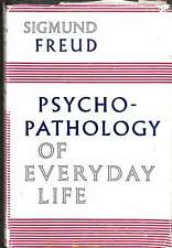 Psychopathology of Everyday life, Freud, S., Good Condition Book, ISBN