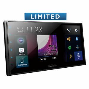 PIONEER DMH-2660NEX Apple CarPlay Android Auto Bluetooth Capacitive Touchscreen