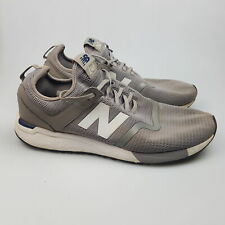 Men's NEW BALANCE '247' Sz 11?? Runners Grey White GCon Shoes | 3+ Extra 10% Off