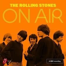 THE ROLLING STONES ON AIR CD (Released December 1st 2017)