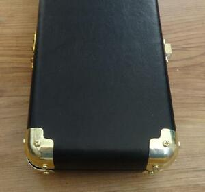 LEATHER CUE CASE CORNER PROTECTORS. PROTECT & PREVENT FURTHER DAMAGE