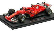 TAMIYA 1/20 master work collection No.64 Ferrari SF70H #7 painted finished model