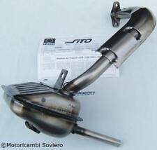 \ Marmitta SITO omologata DGM Vespa 50 Special R L N 125 Primavera//