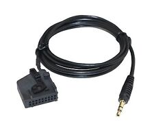 Aps Aux Media Interface Cable For Mercedes Benz For Android/Iphone 5 6 6S Plus