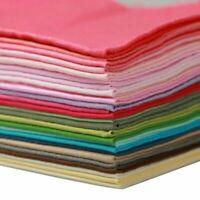 200x 50 Farbe Stoffpakete Patchworkstoffe Patchwork Stoffe Baumwolle Stoffreste