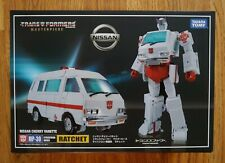 Transformers Masterpiece MP-30 Ratchet Cybertron Medic SEALED??NEW USA!