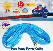 Submersible Bore Pump Electric Power Cable 100 Meter Heavy Duty