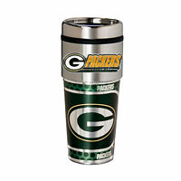 Packers Covered Travel Tumbler Green Bay