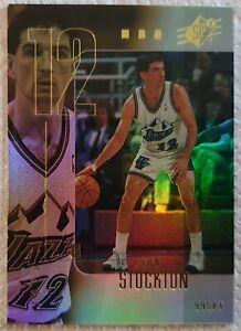 Carte Basketball NBA Spx 1999-00 #84 John Stockton Utah Jazz