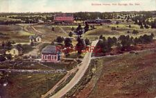 1909 SOLDIERS HOME, HOT SPRINGS, S.D.