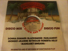 'GET DOWN AND BOOGIE' 1976 US Compilation LP - Donna Summer, Parliament, Giorgio
