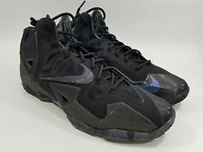 Nike LeBron 11 XI Anthracite Size 13 616175-090 Kyrie Cavs BHM What The MVP