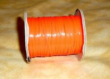 300 feet neon pink toner plastic craft lace - Great For Making Jewelry