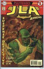 JLA 1997 series annual # 1 near mint comic book