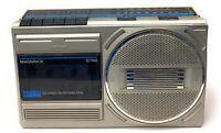 Magnavox D7140 AM/FM Radio RT Tape Deck Portable Boombox Cassette Player