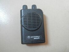 Motorola Minitor IV UHF Fire Pager 458.000-463.000 MHz AO4KUS7239  Free programm