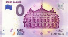75009 Opéra Garnier 2, N° de la 8ème liasse, 2019, Billet 0 € Souvenir